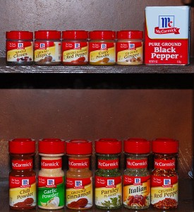 Spices by Killiondude